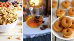 Everyday Eats: A Thursday Menu With Candy Corn Caramel