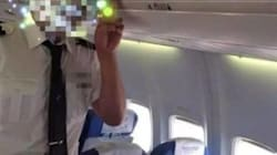 Hazing Ritual Forces Chinese Flight Attendants Into Overhead