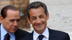 Berlusconi dégomme Sarkozy dans un livre