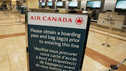Air Canada Flight Attendants Give Strike