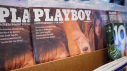 Playboy. La nuda