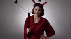 Voyez 100 ans de costumes d'Halloween en trois minutes