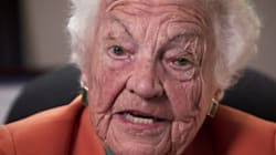 'Hurricane Hazel' Asks Harper: 'Do I Look Scared To