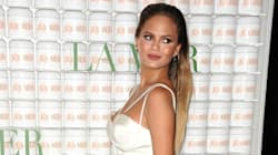 Chrissy Teigen Shows Off Her Super Cute (And Tiny) Baby