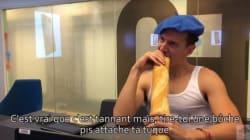 Au tour de Flip TFO de se moquer de l'accent français!