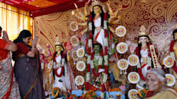Delhi Gets Innovative With Durga Puja Pandals, Makes Them Eco-Friendly, Offers