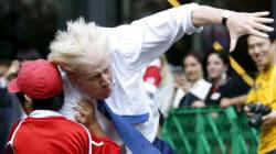 Quand le maire de Londres envoie au tapis un enfant de 10
