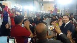 Questa coppia giordana ha invitato 200 rifugiati siriani alla sua festa di