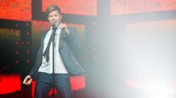 Ricky Martin fait vibrer le Centre Bell: voyez les