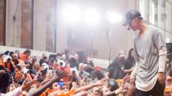 Justin Bieber: Quand des travaux d'intérêt général deviennent un coup de pub