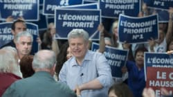 Harper Says He's Not Taking Any Votes For