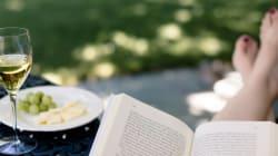 Um clube do livro para amantes de bebida e literatura? Sim, ele