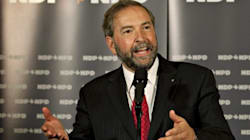 Lack Of Quebec Votes Could Stall Mulcair's Leadership
