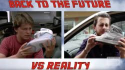 Back To The Future vs Reality: How October 2015 Isn't So