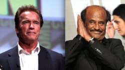 It's Confirmed! Arnie Will Star Alongside Rajinikanth In The 'Enthiran'