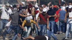 Les Palestiniens incendient un lieu sacré