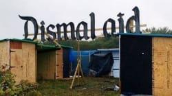Banksy a construit ses premiers abris dans la