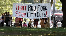 With Millions To Cut, Rob Ford All