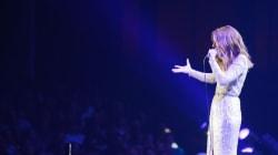 Une avalanche de chansons pour Céline
