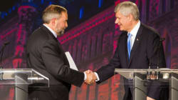 The Not-So-Different Campaigns of Harper and