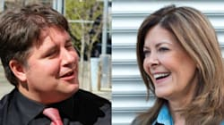 Calgary Centre Candidates Caught In