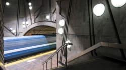 Le métro de Montréal comme vous ne l'avez jamais vu
