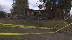 Incendie à Saint-Alexis-des-Monts: «On est dévastés», dit la