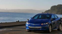 Essai routier Chevrolet Volt 2016 : l'électrique du peuple