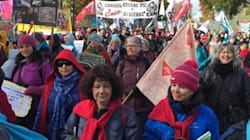 Marche mondiale des femmes à