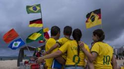 Brasil, o país da Copa, da Olimpíada, do otimismo e do canto da