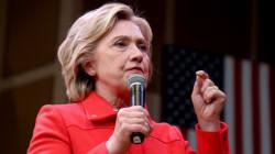 Hillary Clinton Says A National Gun Buyback Program Like Australia's Is 'Worth