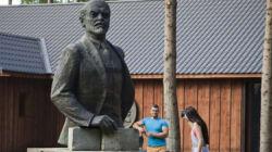 Visite de «Stalinworld», le parc lituanien dédié à l'époque soviétique
