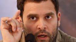 Rahul Gandhi Writes To PM Modi Demanding Special Status For Andhra
