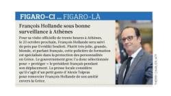 Le Figaro publie un mot d'excuse après une brève