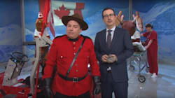 Don't Worry, John Oliver Isn't Going To
