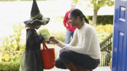 The Health Nut's Halloween