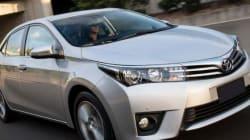 Les 10 véhicules les plus vendus au