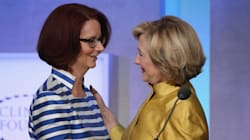 Clinton Relies On Gillard For Endorsement In New Campaign