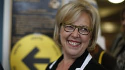 Green Party Holds On To Elizabeth May's