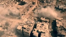 Syrian Army Offensive Shows How Drones Are Transforming