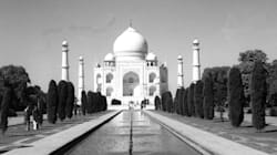 PHOTOS: Historic, Black And White Photos Of The Taj Will Leave You