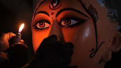 Artisans Who Make Durga Puja Possible In Gurgaon, Often Have To Double Up As