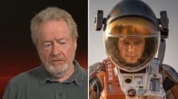 Pour Ridley Scott, on pourra (vraiment) tourner un film sur Mars dans 10