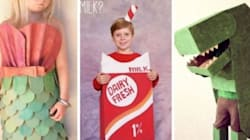 Awesome DIY Halloween Costumes Made From A Cardboard