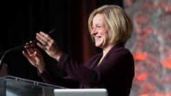 Notley Says 'Online Threats' Are Part Of The