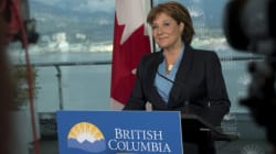 Will B.C. Premier Christy Clark Avoid 'Climate Laggard'