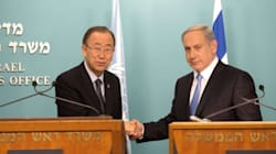 Ban Ki Moon Calls For Calm On Visit To