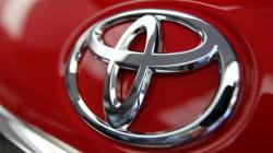 Toyota rappelle 6,5 millions de véhicules dans le