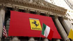 Ferrari entre en trombe à Wall Street avec un bond de