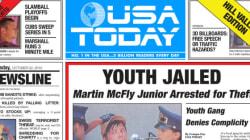 USA Today a joué le jeu à fond pour